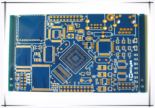 6 Layers PCB (Immersion Gold PCB)