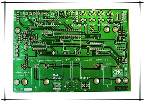 Rigid Multilayer PCB Board Fabrication